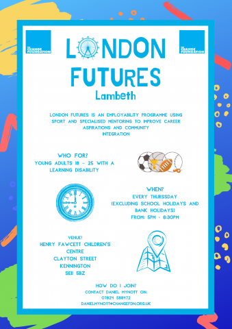 London Futures Lambeth Flyer