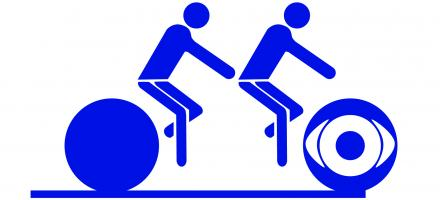 Bury Tandem Club for Blind and Partially Sighted People logo